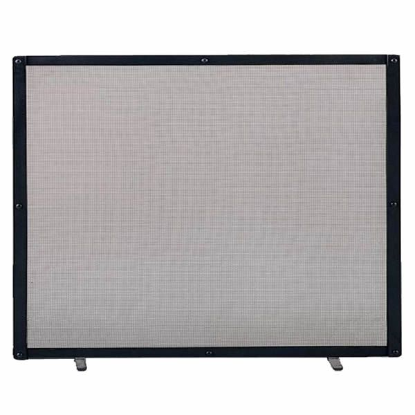 "Single Panel Standard Fire Fireplace Screen - 38"" x 30 1/2"" image number 0"