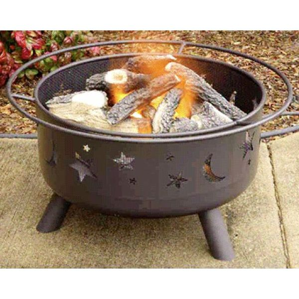 Starry Night Fire Pit image number 0