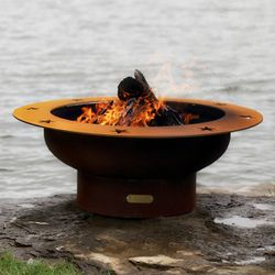 Stella Wood Burning Fire Pit