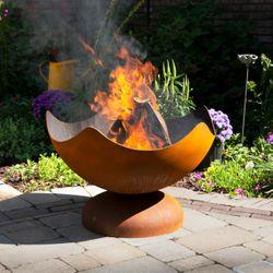 Stellar Artisan Wood Burning Fire Pit