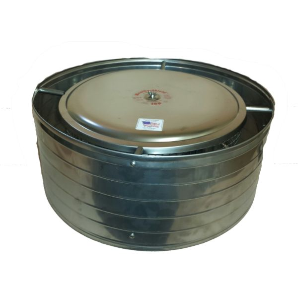 StormShield Air Cooled Stainless Steel Chimney Cap image number 0