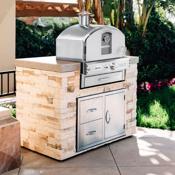 Summerset Built-In Outdoor Oven image number 1