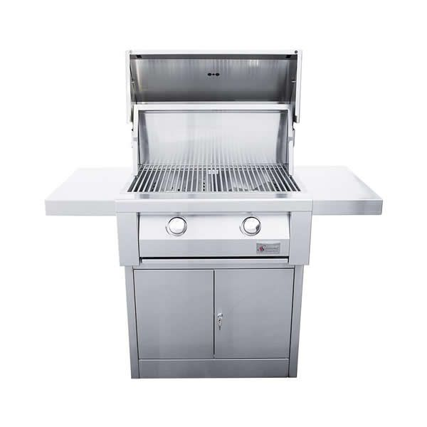 "Summerset Builder Cart Mount Grill - 30"" image number 0"