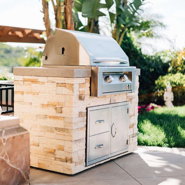 "Summerset Builder Built-In Natural Gas Grill - 30"" image number 1"