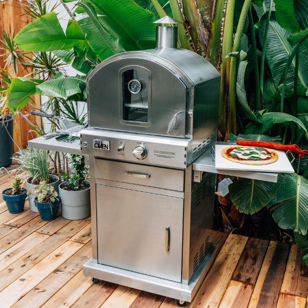 Summerset Freestanding Outdoor Oven image number 1