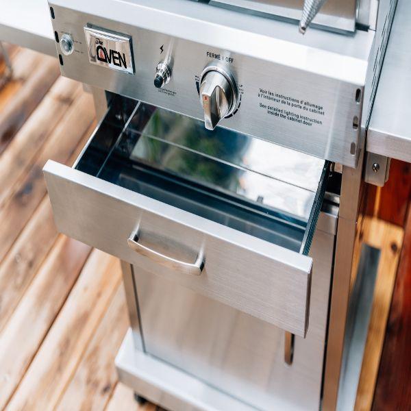 Summerset Freestanding Outdoor Oven image number 2