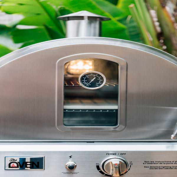 Summerset Freestanding Outdoor Oven image number 3