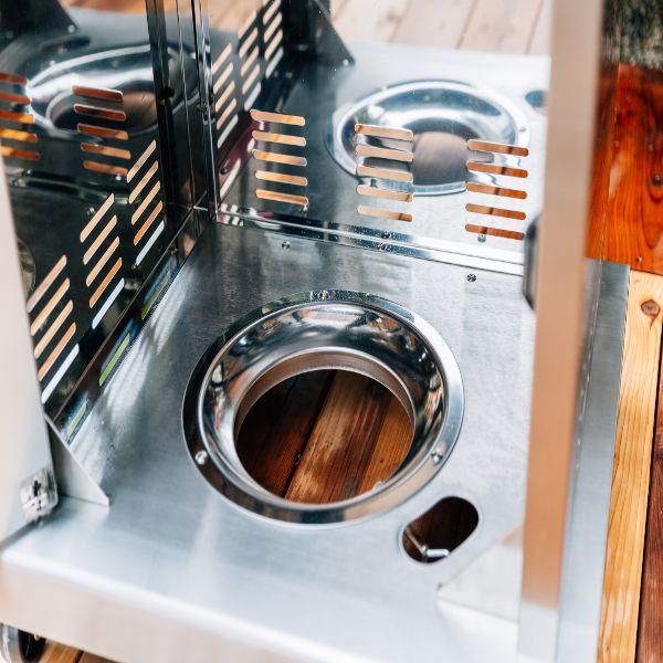 Summerset Freestanding Outdoor Oven image number 5