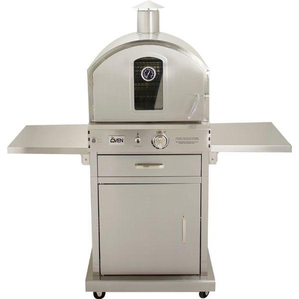 Summerset Freestanding Outdoor Oven image number 0