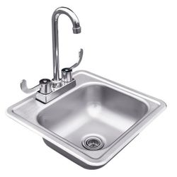 Summerset Sink and Faucet