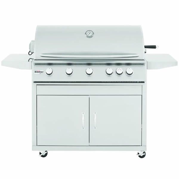 """Summerset Sizzler Cart Mount Grill - 40"""" image number 0"""