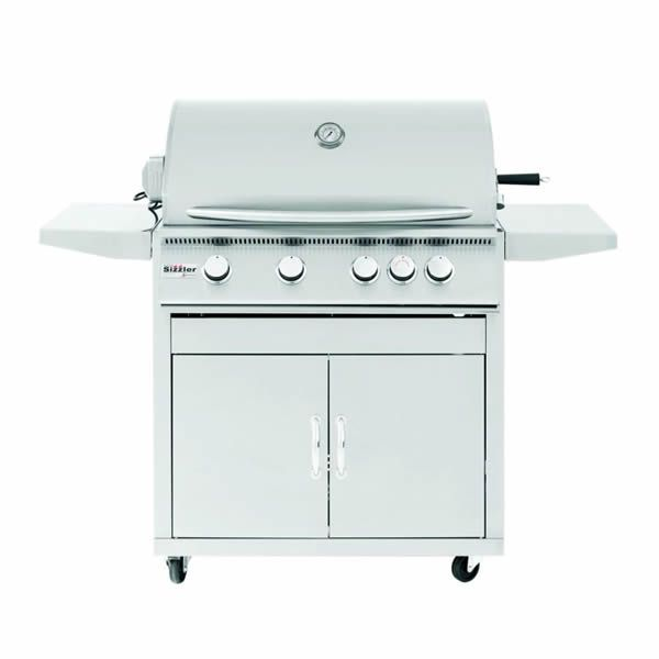 """Summerset Sizzler Cart Mount Grill - 32"""" image number 0"""
