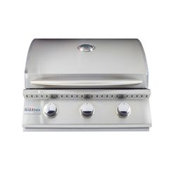 Summerset Sizzler Built-In Gas Grill - 26""