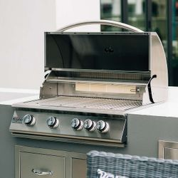 Summerset Sizzler Built-In Gas Grill - 32""
