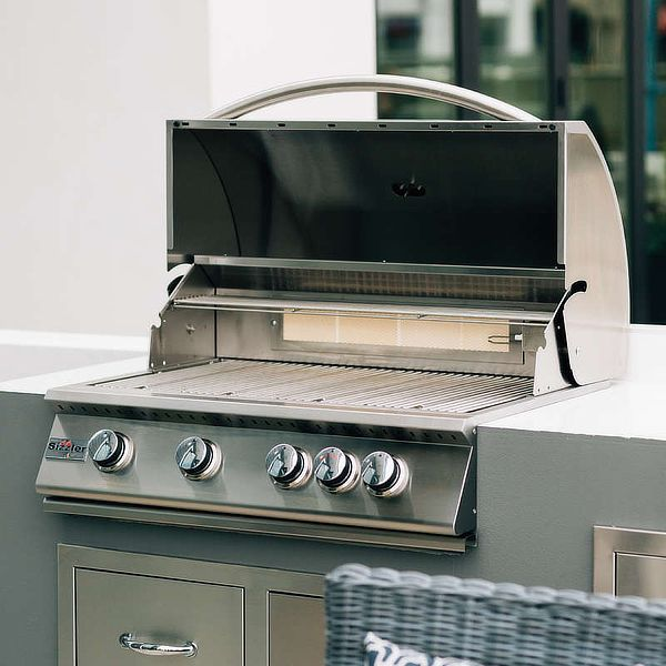 """Summerset Sizzler Built-In Gas Grill - 32"""" image number 0"""