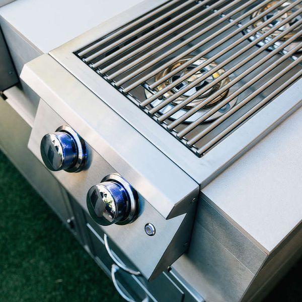 Summerset Sizzler Pro Double Side Gas Burner image number 0