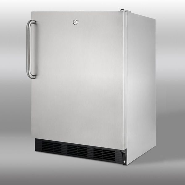 Summit SPR7OSST Outdoor/Commercial Freestanding Refrigerator image number 0