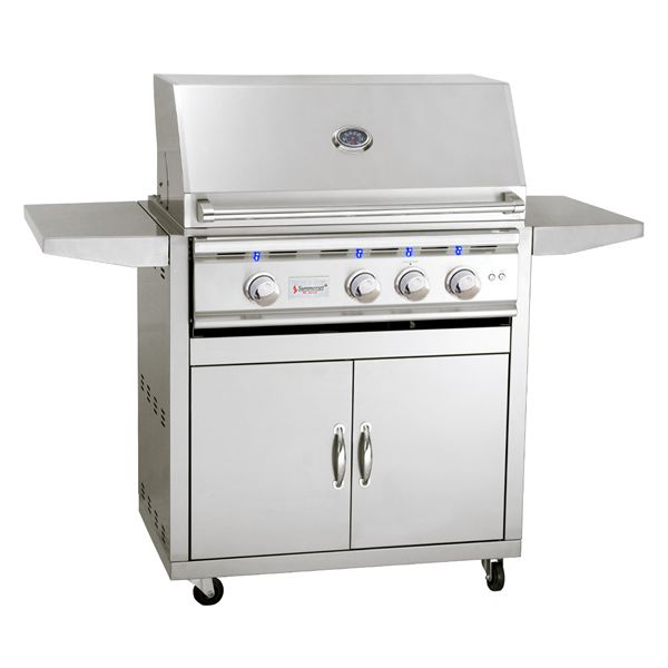 "Summerset TRL Grill & Deluxe Cart - 32"" image number 0"