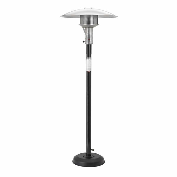 Sunglo Natural Gas Portable Patio Heater - Black image number 1