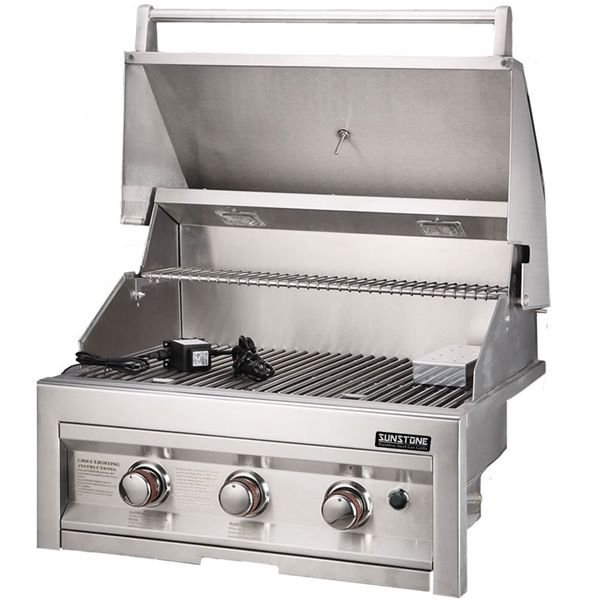 "Sunstone Built-In Gas Grill - 28"" image number 0"
