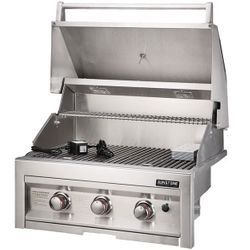 """Sunstone Built-In Gas Grill - 28"""""""