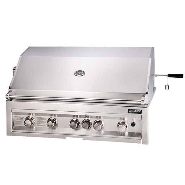 "Sunstone Built-In Gas Grill - 42"" image number 0"