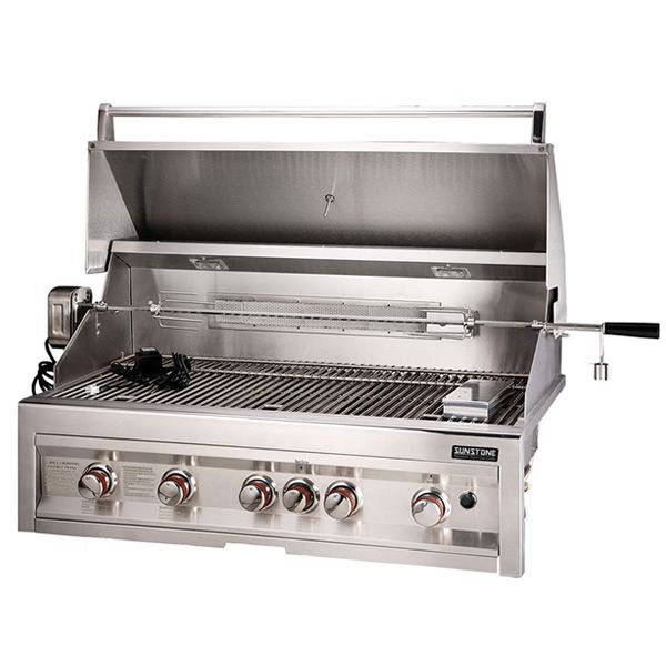 "Sunstone Built-In Gas Grill - 42"" image number 1"