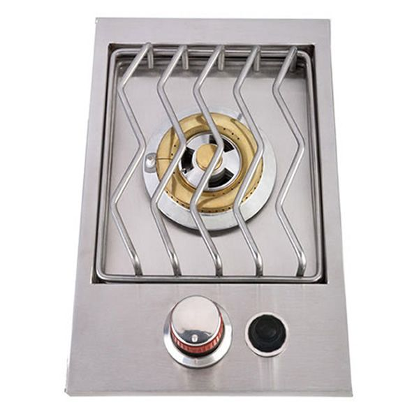Sunstone Built-In Single Side Burner image number 0