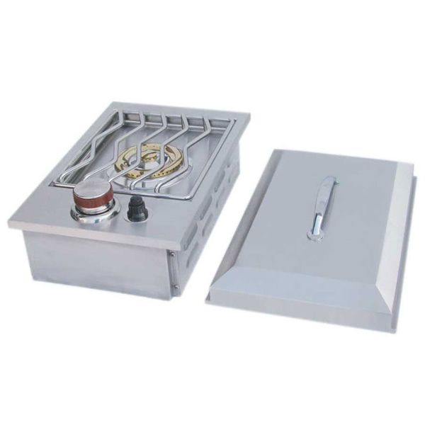 Sunstone Built-In Single Side Burner image number 1