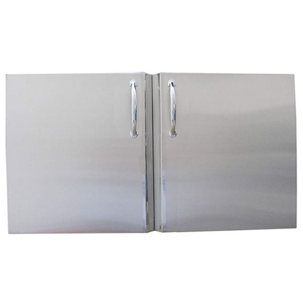 """Sunstone Double Access Door with Shelves - 42"""" image number 0"""