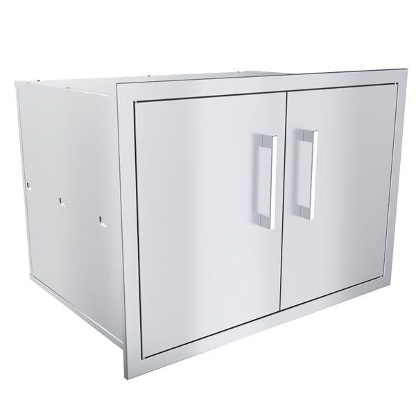 "Sunstone Double Door Dry Storage Unit - 30"" image number 1"