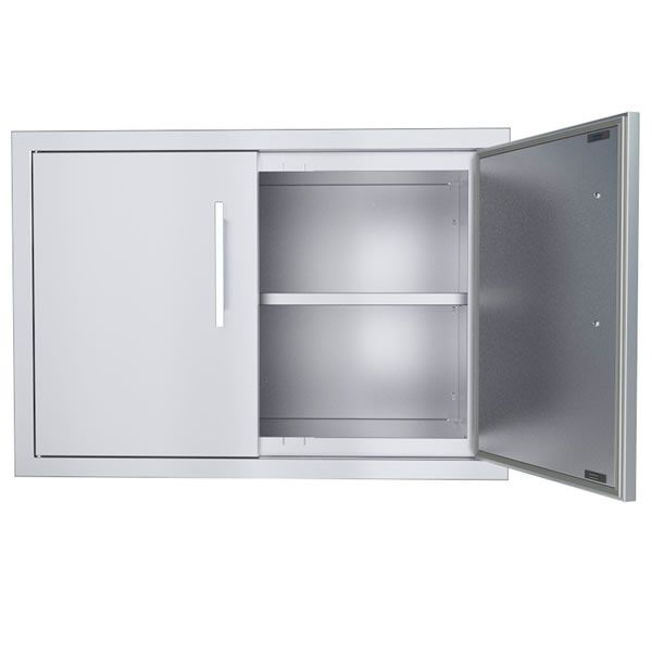 "Sunstone Double Door Dry Storage Unit - 30"" image number 2"