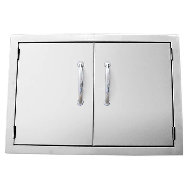 Sunstone Flush Mount Double Door image number 0
