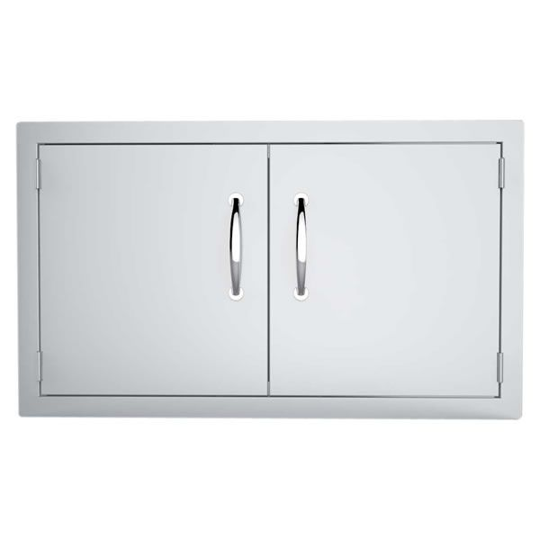 "Sunstone Double Door Flush Mount - 36"" image number 0"