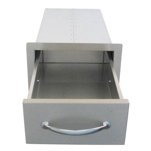 Sunstone Flush Single Access Drawer image number 1