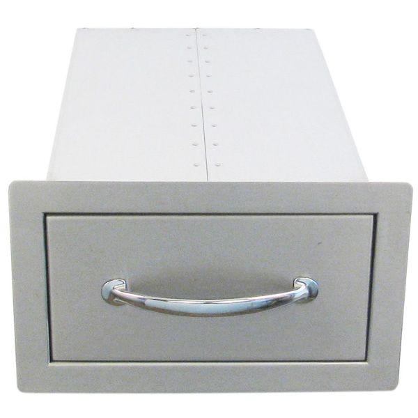 Sunstone Flush Single Access Drawer image number 2