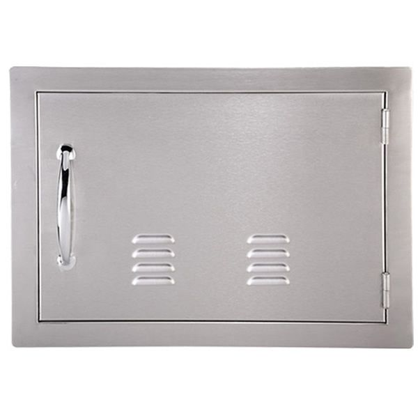 Sunstone Horizontal Door with Vents image number 0