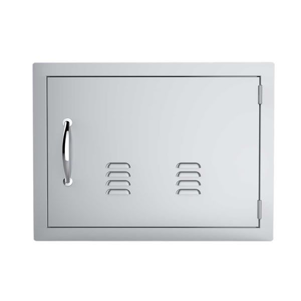 "Sunstone Horizontal Door with Vents - 17"" x 24"" image number 0"