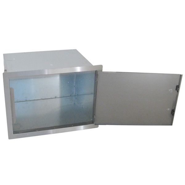 """Sunstone Horizontal Dry Storage Unit - 17"""" x 24"""" image number 1"""