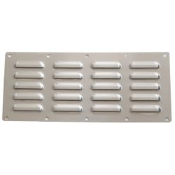 """Sunstone Stainless Steel Venting Panel - 15"""" x 6.5"""""""