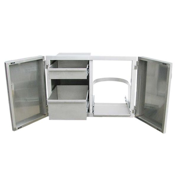 Sunstone Premium Drawer and Tank Tray Enclosure image number 2