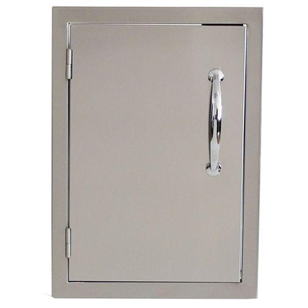 "Sunstone Raised Doors with Shelf for Island - 15"" x 21"" image number 0"