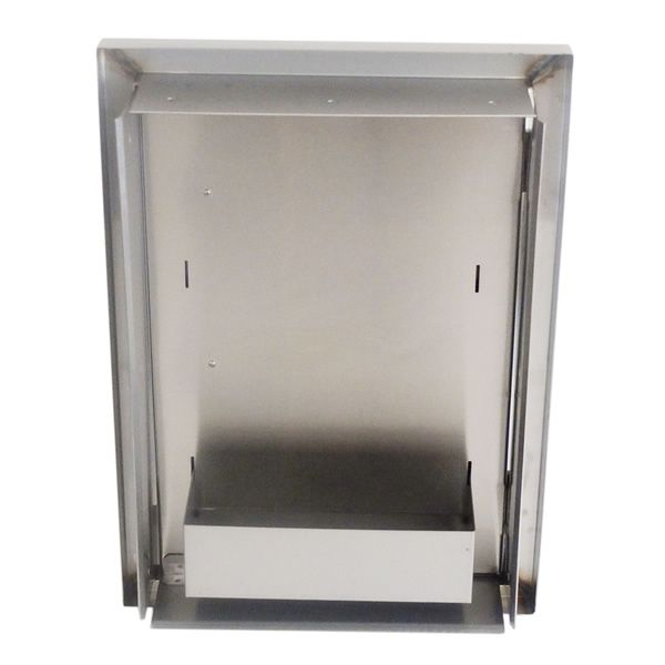 "Sunstone Raised Doors with Shelf for Island - 15"" x 21"" image number 2"