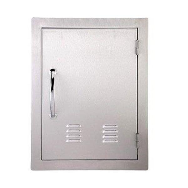 Sunstone Vertical Door with Vents image number 0