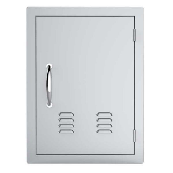 "Sunstone Vertical Door with Vents - 17"" x 24"" image number 0"