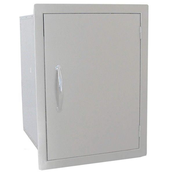 """Sunstone Vertical Dry Storage with Shelf - 24"""" x 17"""" image number 0"""