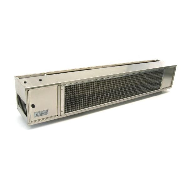 Sunpak Direct Spark Gas Heater 25,000 BTU - StainlessSteelNG image number 0