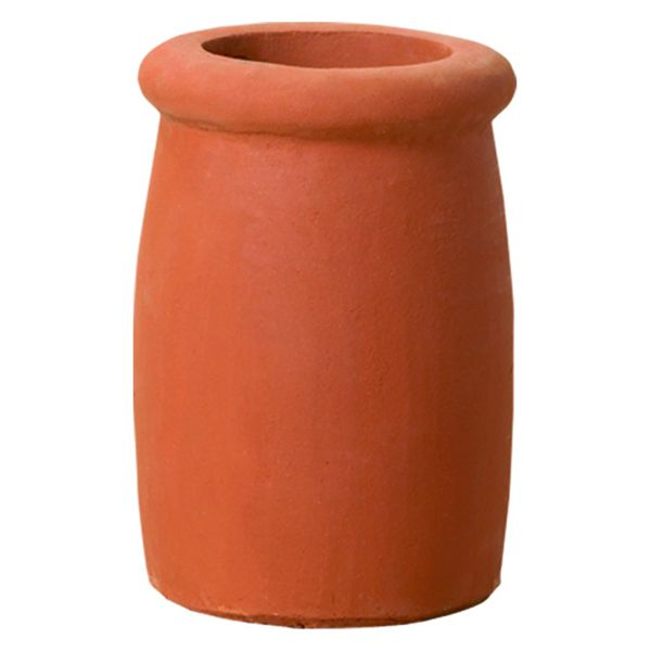 Superior Colonial Clay Chimney Pot image number 0