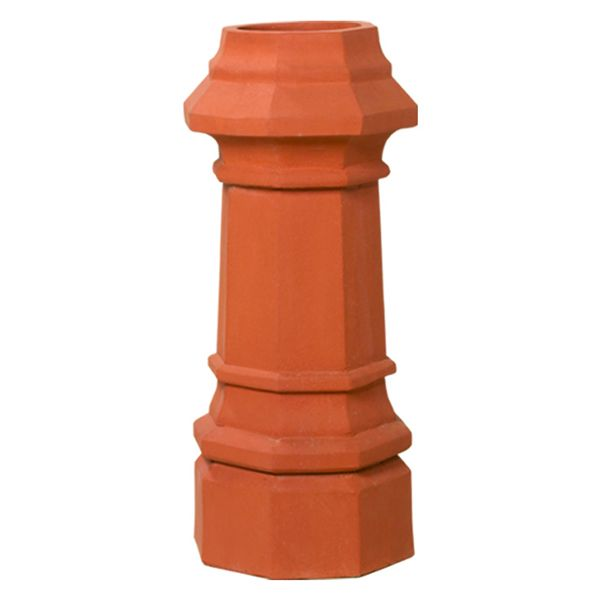 Superior Austen Clay Chimney Pot image number 0