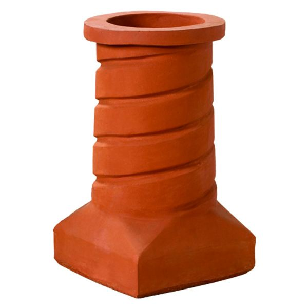 Superior Avon Clay Chimney Pot image number 0